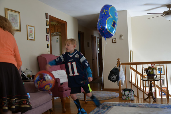 Happy 8th Birthday - Jameson