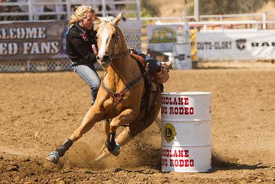 2015 Woodlake Lions Rodeo