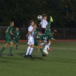 Tigard High School Boys Varsity Soccer vs Jesuit