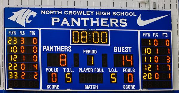 Lady Panthers, Junior Varsity, South Grand Prairie,12-08-15, Basketball-23