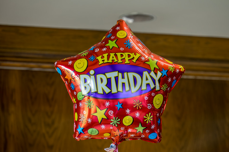 Rosemary Irwin's 90th Birthday Party