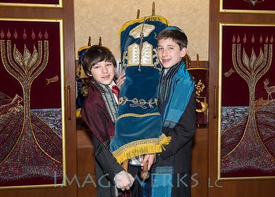 Cohen b'nai mitzvah