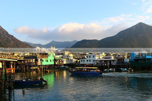 HONG KONG: Tai O Fishing Village