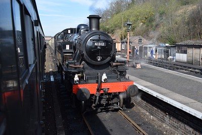 Severn Valley Railway, 25 March 2017