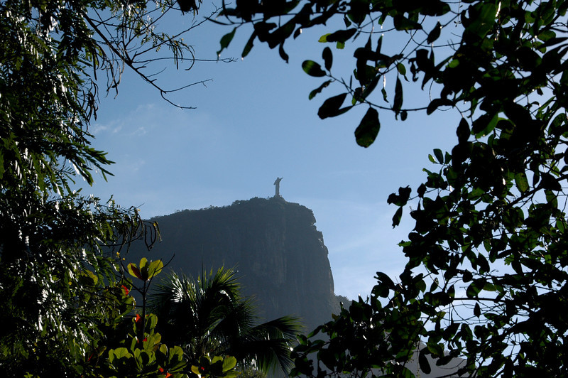 Corcovado and Cristo Redentor