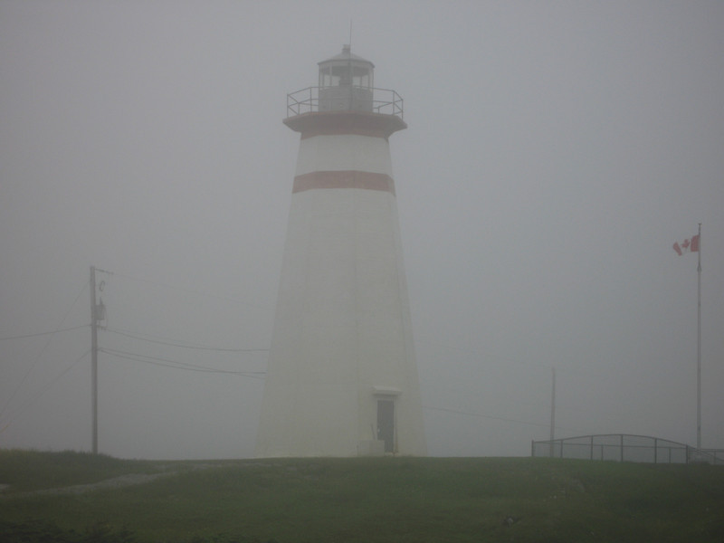 Lighthouse at Cape Ray