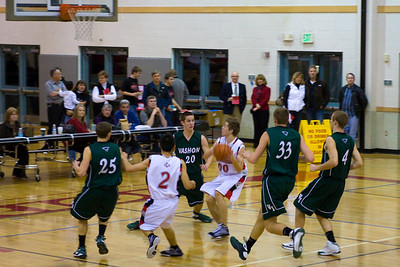 Seattle Christian Basketball