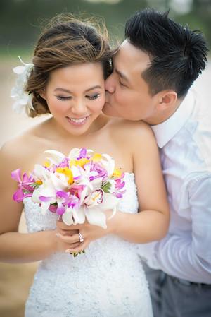 Congratulations Linh & Ben!