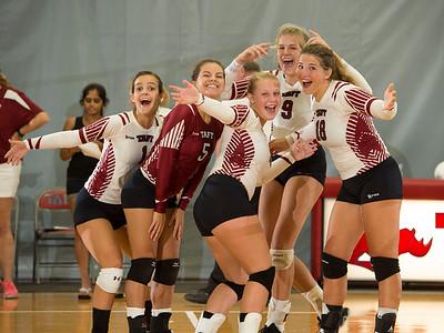 9/19/15: Varsity Volleyball v Exeter
