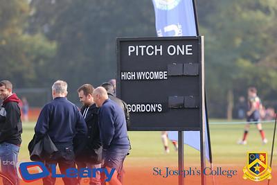 Match 5 - RGS High Wycombe v Gordon's