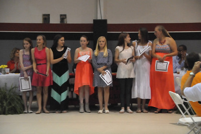 Middle School Sports Banquet