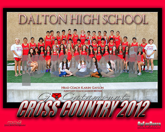 DALTON CROSS COUNTRY 2012