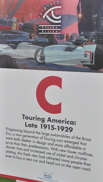 EOD 2017 Touring America