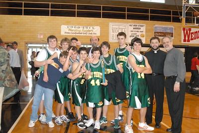 GOYA Basketball Tournament Warren - February 17, 2008