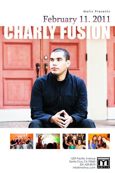 Hanging w/ Charly Fusion @ Motiv -Santa Cruz 2.11.11