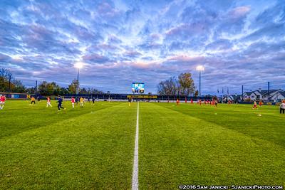 Best of Michigan Men's Soccer Vs Ohio State - 10-21-16