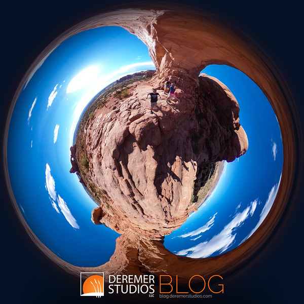 2018 National Parks Globe Project - Arches 2A