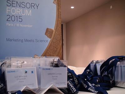 ESOMAR Sensory Forum 2015