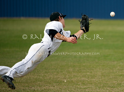 Baseball - Steele vs Dobie (2014)