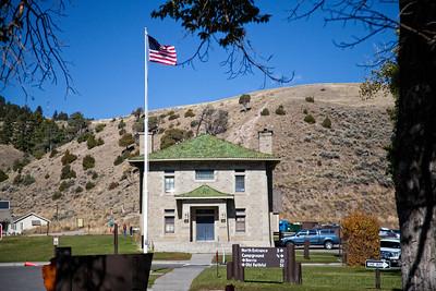 Yellowstone Fort Yellowstone