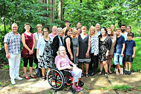 USA 2016 - Memorial Service for Mom