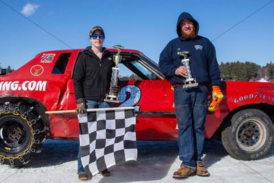 Week 7 - 9 March 2014  - Lakes Region Ice Racing Club