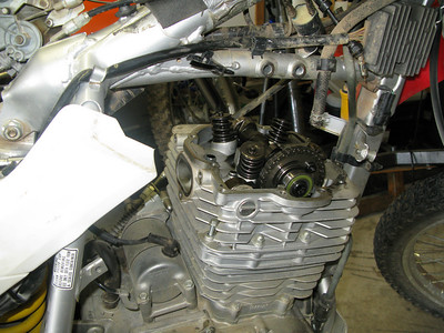 XR650L Headless