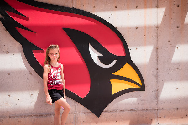 Jr Cardinals Cheerleader