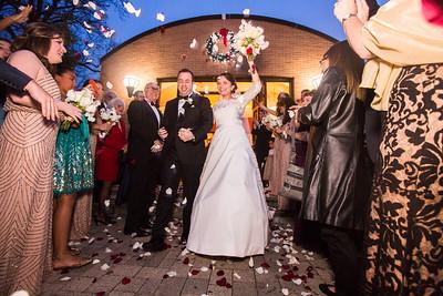gena + dominick wedding