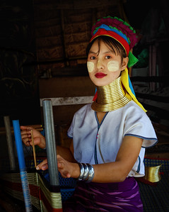Thai Portraits and People