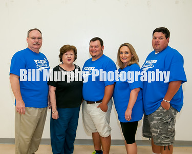 2014 Wilkins Family Reunion, July 5, 2014.