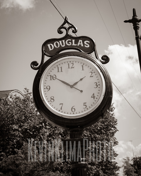 Douglas, Michigan Town Clock