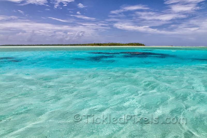 Aitutaki Postcard