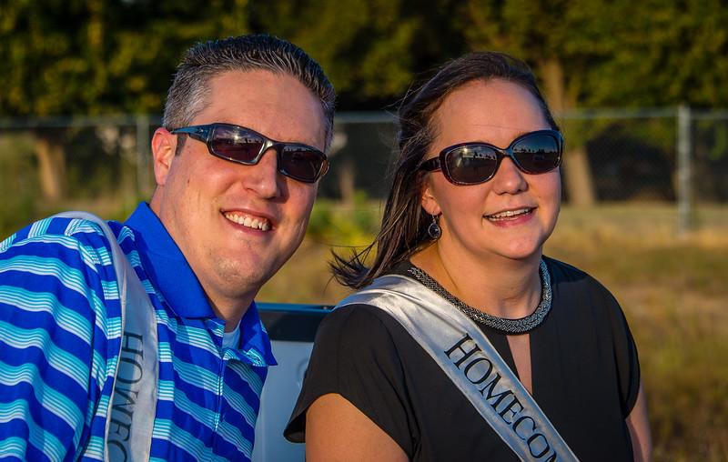 Homecoming Parade and Pep Rally 2015-21