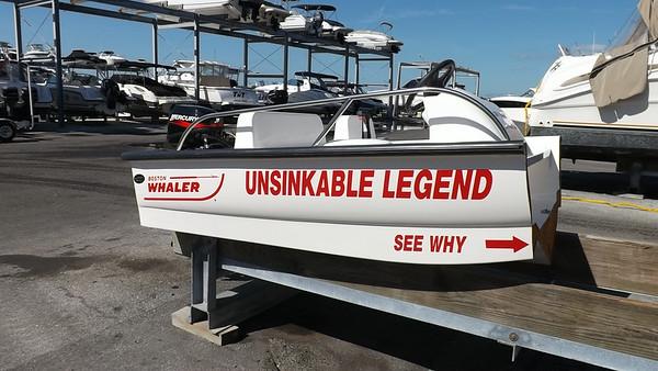 Sarasota Whaler Days 2012