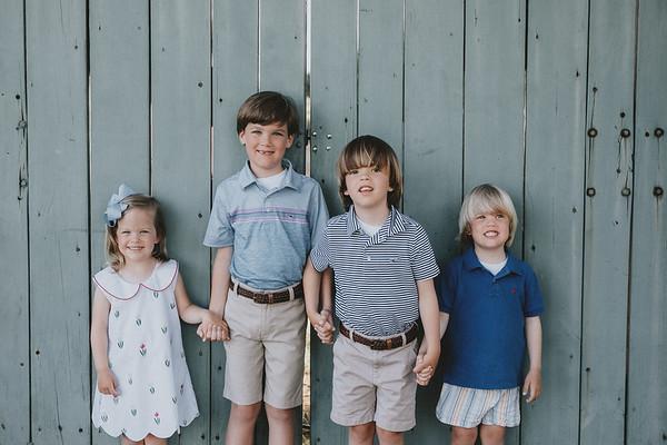 Drew Family 2020