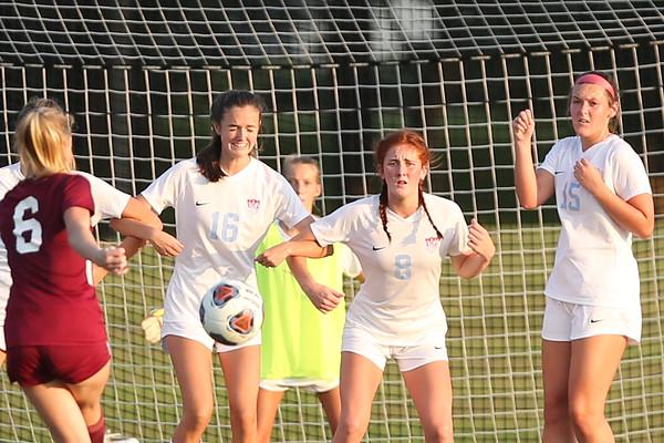 USJ v ECS girls soccer 9-14-20