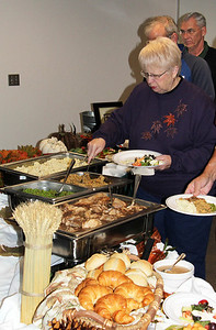 It was a great spread!