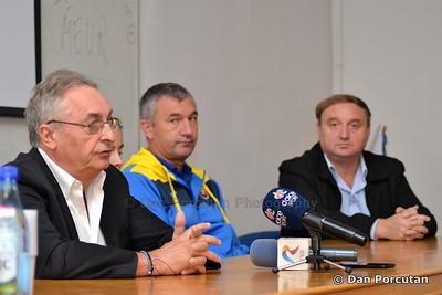 Conference - Olimpia Cluj-Napoca (ROU)