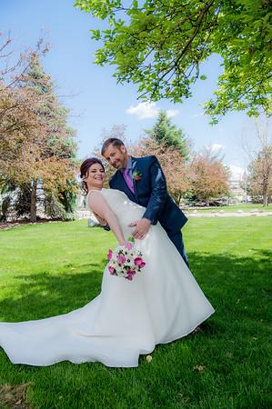 5-16-15 Kristin and Matt