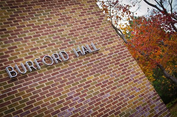 Burford Hall