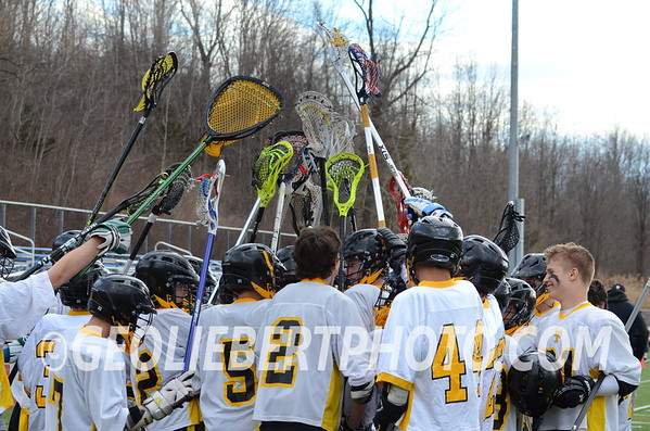 JV Rebels beat Clarkstown North in Lacrosse