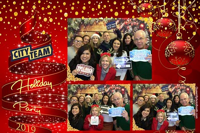 CityTeam Holiday Luncheon 2019