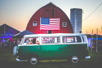 2015_August - The Barn Party