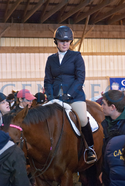 Equestrian - Faculty Recognition (BB)