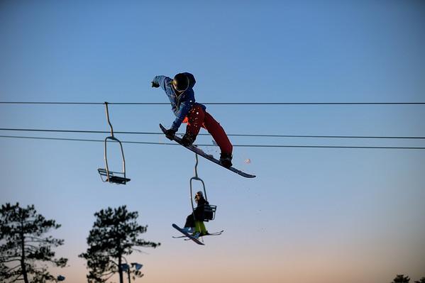 snowboarding 2012