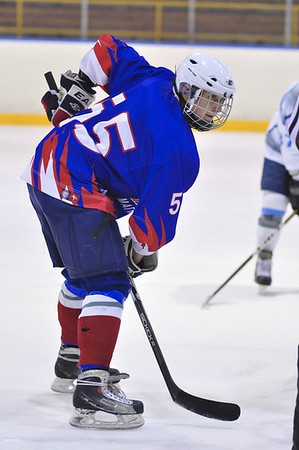 Металлург-95 (Магнитогорск) - Мечел-95 (Челябинск) 5:2. 3 декабря 2011. Фотографии Алексея Макарова