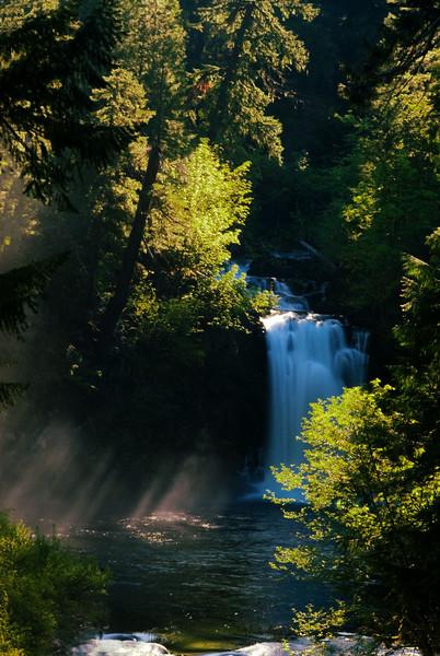 Tamowich Falls Blue Hole