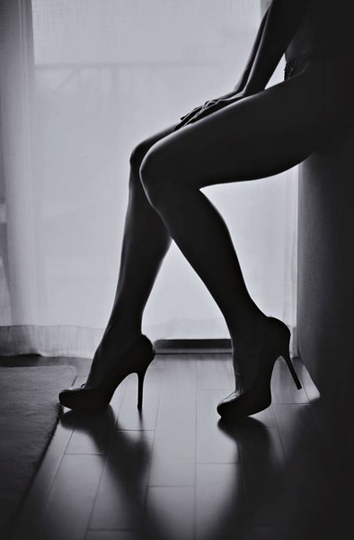 For HIS eyes only (boudoir)
