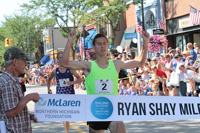 Mens Finish - 2018 Ryan Shay Mile
